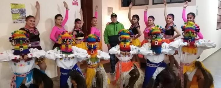 RECONSTRUYENDO BALLET FOLCLÓRICO UCHIMA.